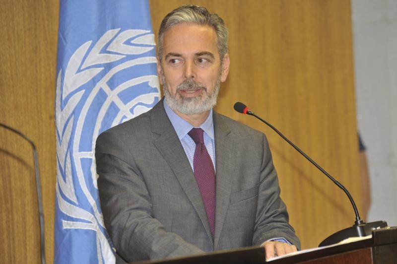 'Nova Ordem Mundial' exige reforma do Conselho de Segurança, diz Patriota