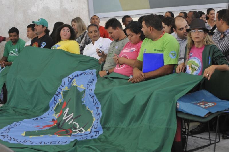 Projetos de catadores de materiais recicláveis terão créditos de R$ 200 milhões
