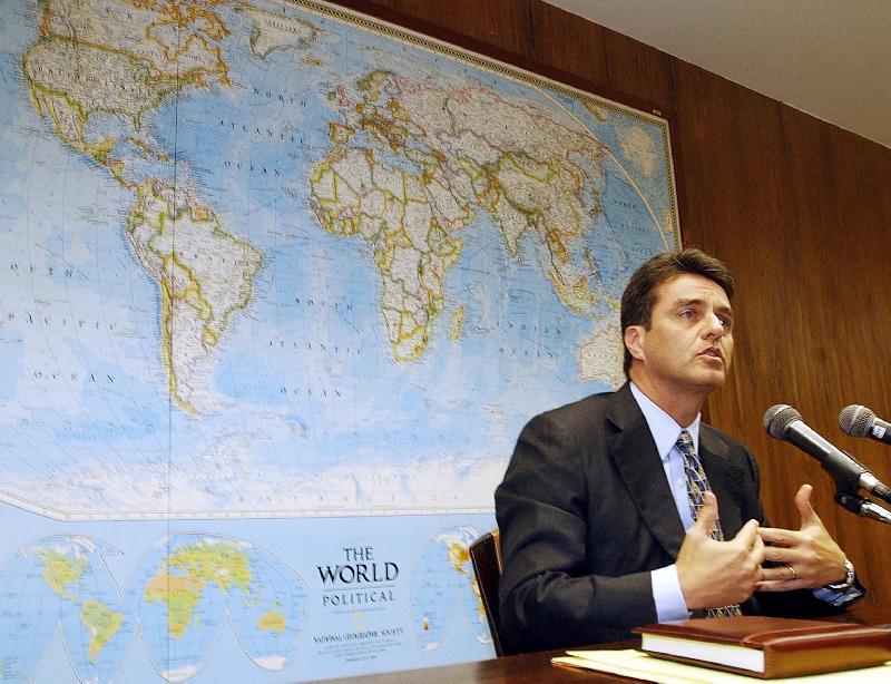 O Governo do Brasil nomeou o embaixador Roberto Carvalho de Azevêdo como candidato ao cargo de Diretor-Geral da Organização Mundial do Comércio (OMC). (Foto: Agência Brasil)