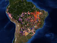 Cerrado tem 22 mil focos de incêndio registrados de janeiro a julho deste ano