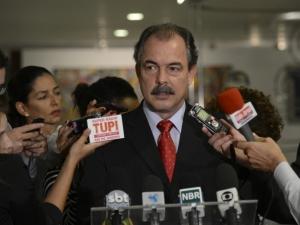 O ministro da Educação, Aloizio Mercadante. Foto ABr