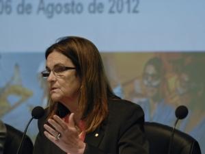 Maria das Graças Foster - Foto Agência Brasil