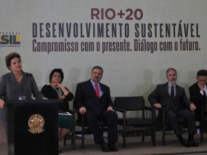 Novo Código Florestal: Desmatamento não é objeto de negociação, reafirma Dilma