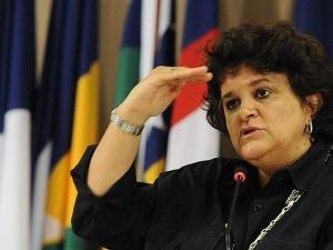 Ministra do Meio Ambiente