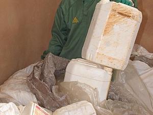 Paraná recolhe 1,2 mil toneladas de agrotóxicos proibidos