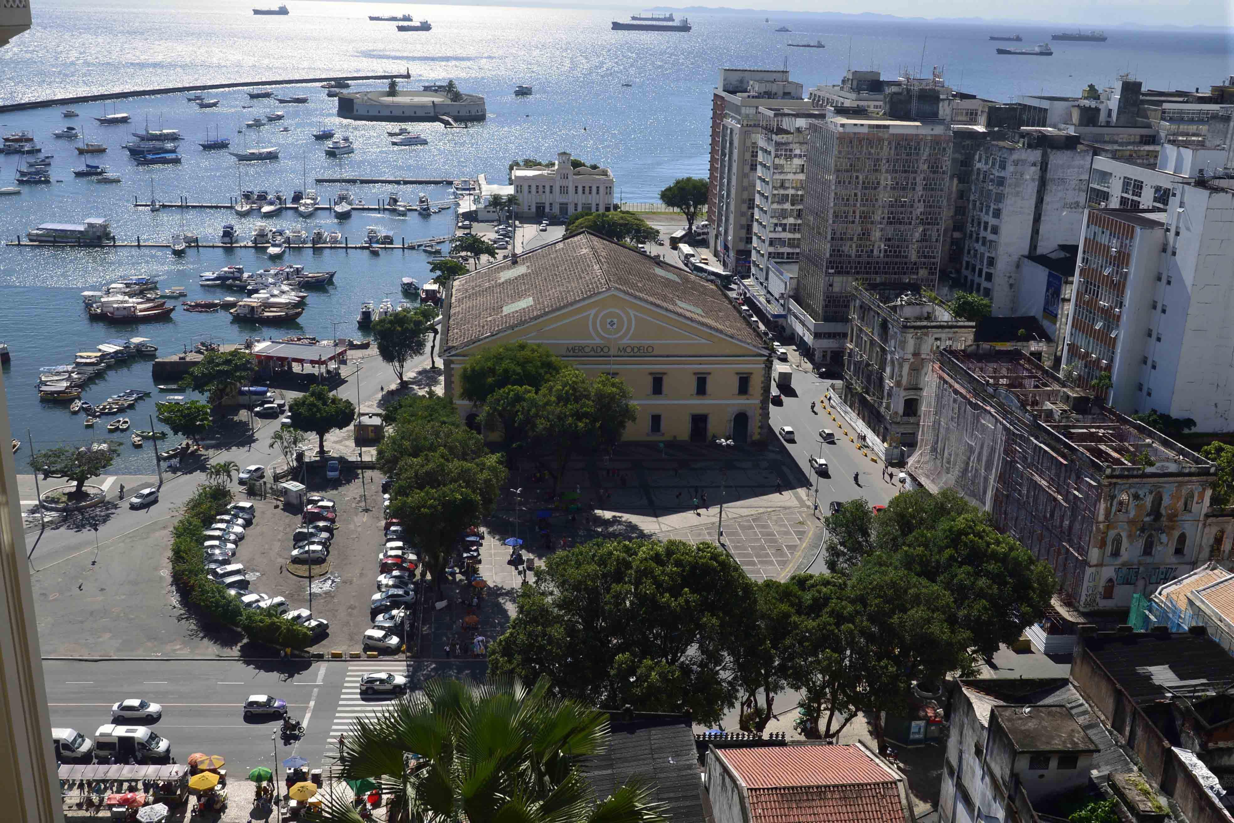 d95683d10b Salvador s Mercado Modelo receives 300 tourists every day