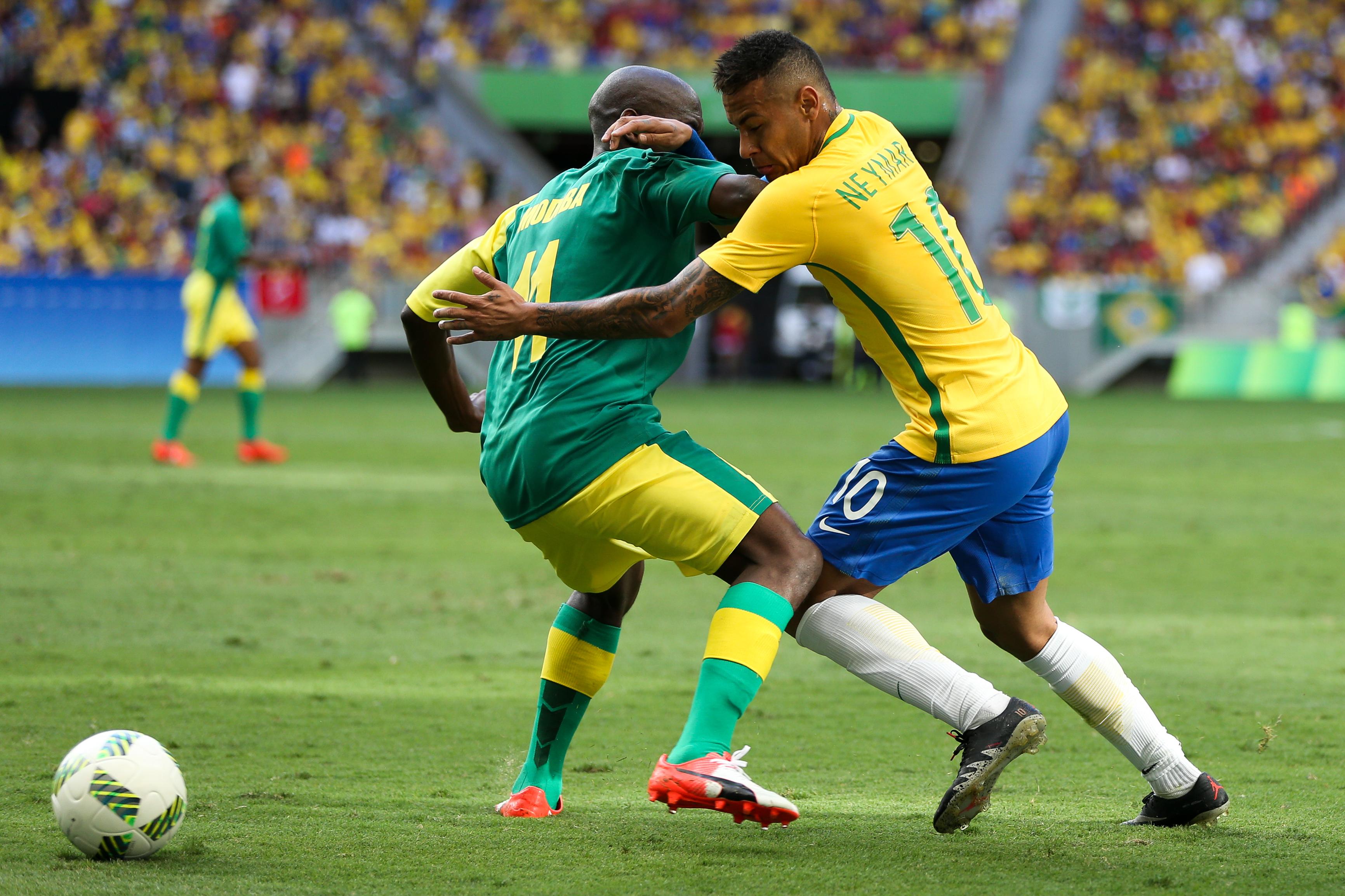 dbc608e161 Brasília - Futebol masculino da seleção brasileira