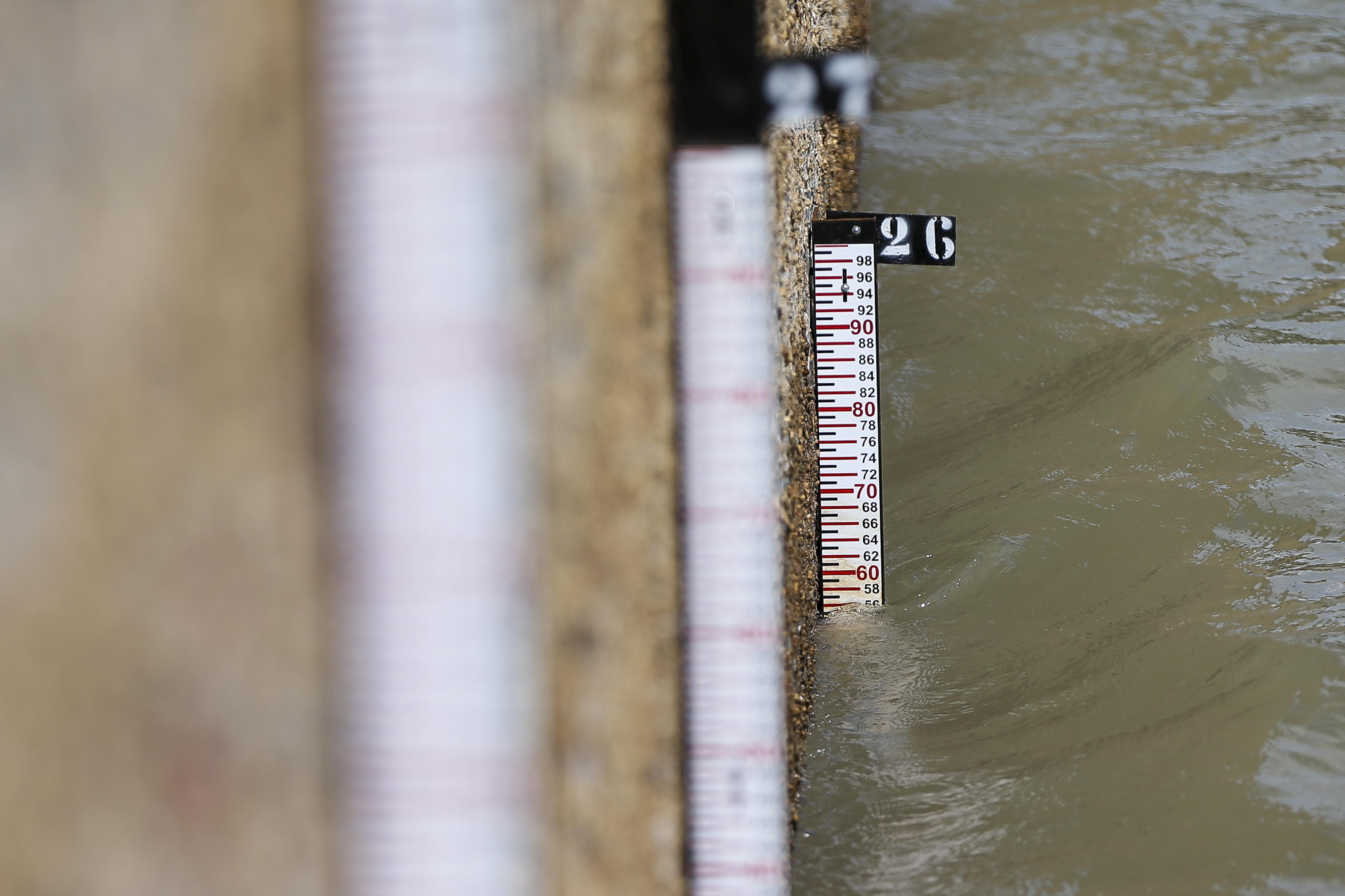 Brasília - Nível de água da Barragem do Descoberto está abaixo da média histórica, com ameaça de desabastecimento em parte das cidades satélites. Foto: Marcelo Camargo/Agência Brasil/Agência Brasil