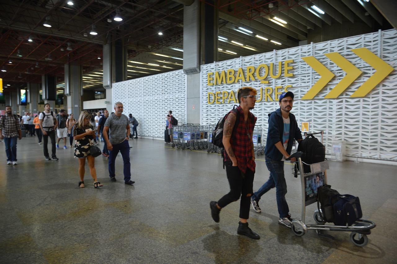 Aeroporto Gru : Aeroporto de guarulhos é considerado o melhor do país em sua
