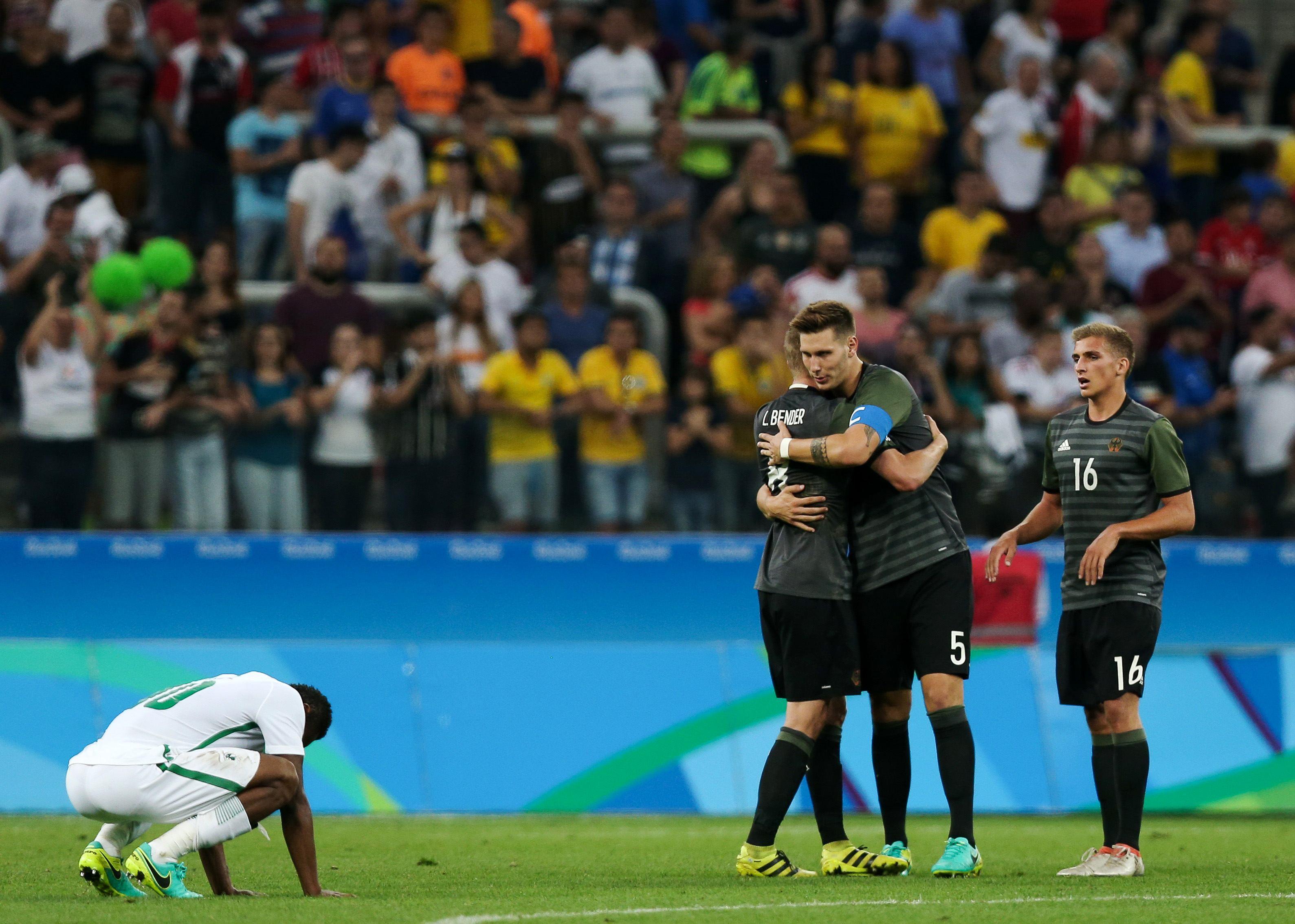 Alemanha vence Nigéria e enfrenta Brasil na final do futebol masculino 929f362189ac1