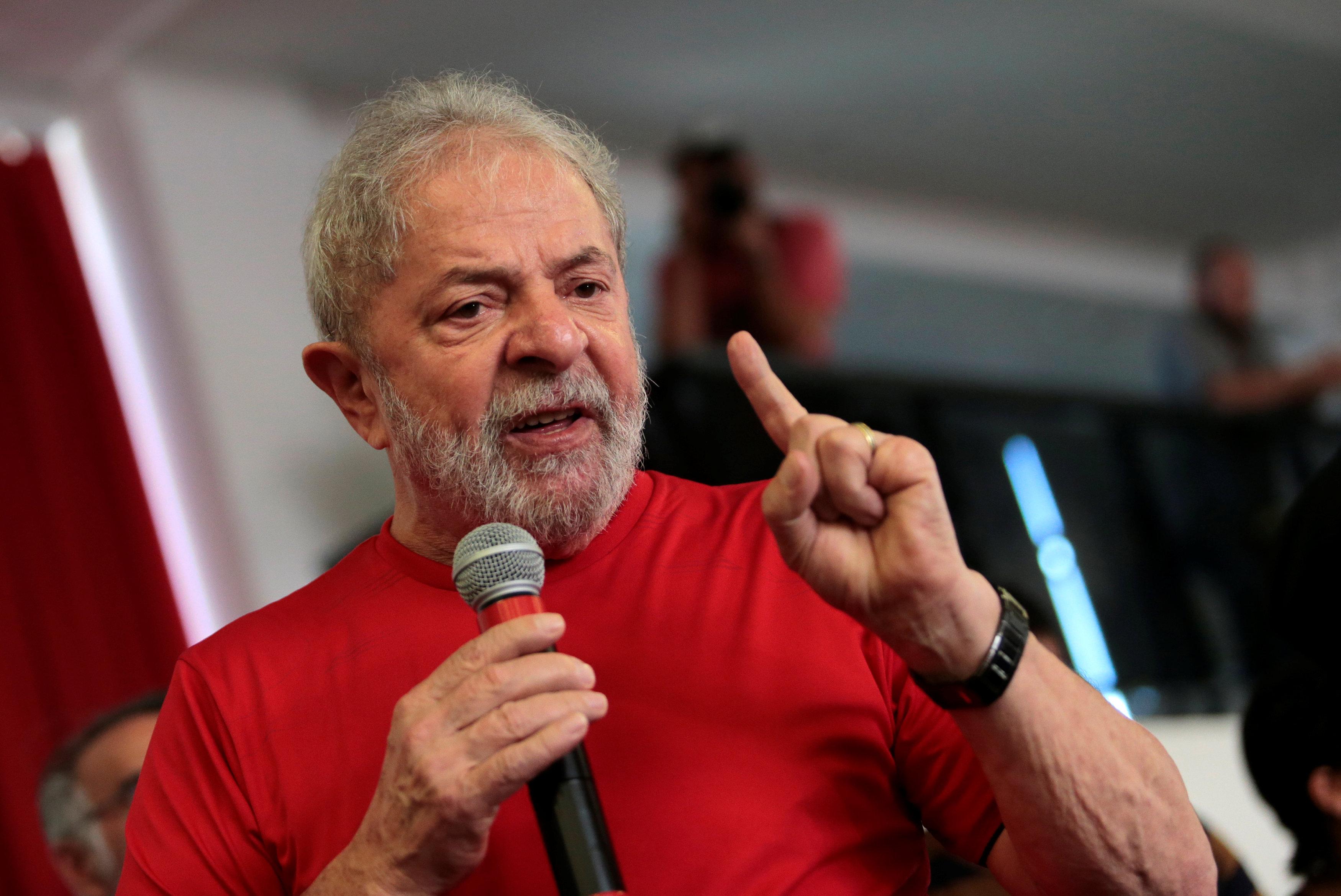 Juiz do TRF1 libera passaporte do ex-presidente Lula | Agência Brasil