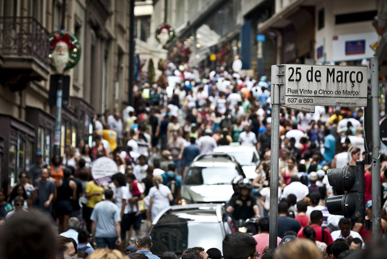Mais de 90% da população brasileira viverão em cidades em 2030 ... aef05eb5013