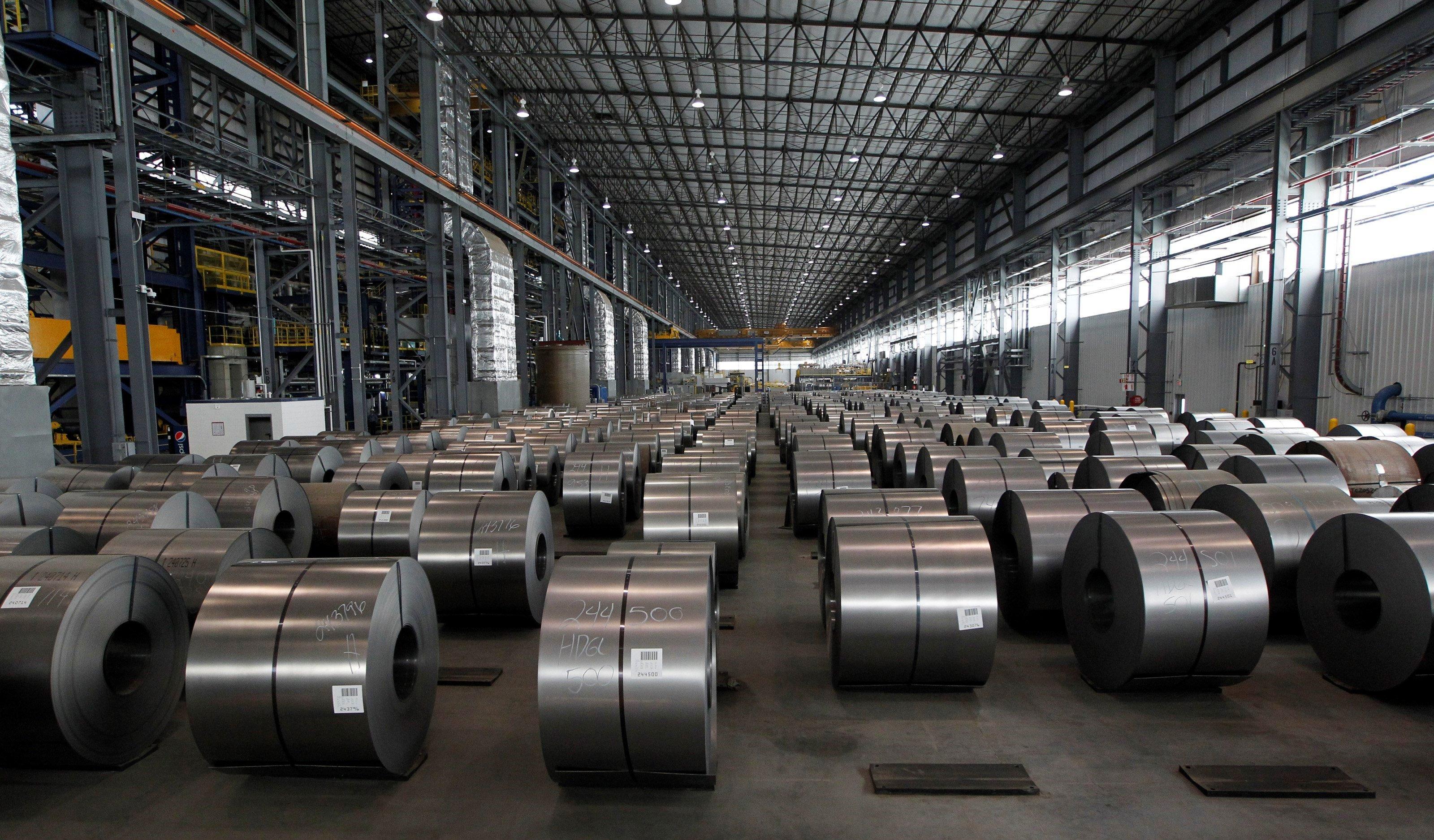 Resultado de imagem para indústria brasileira do alumínio