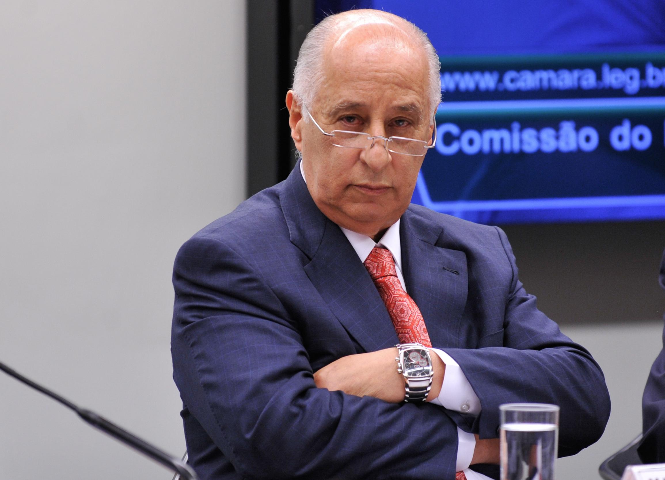 Presidente da CBF é suspenso pela Fifa