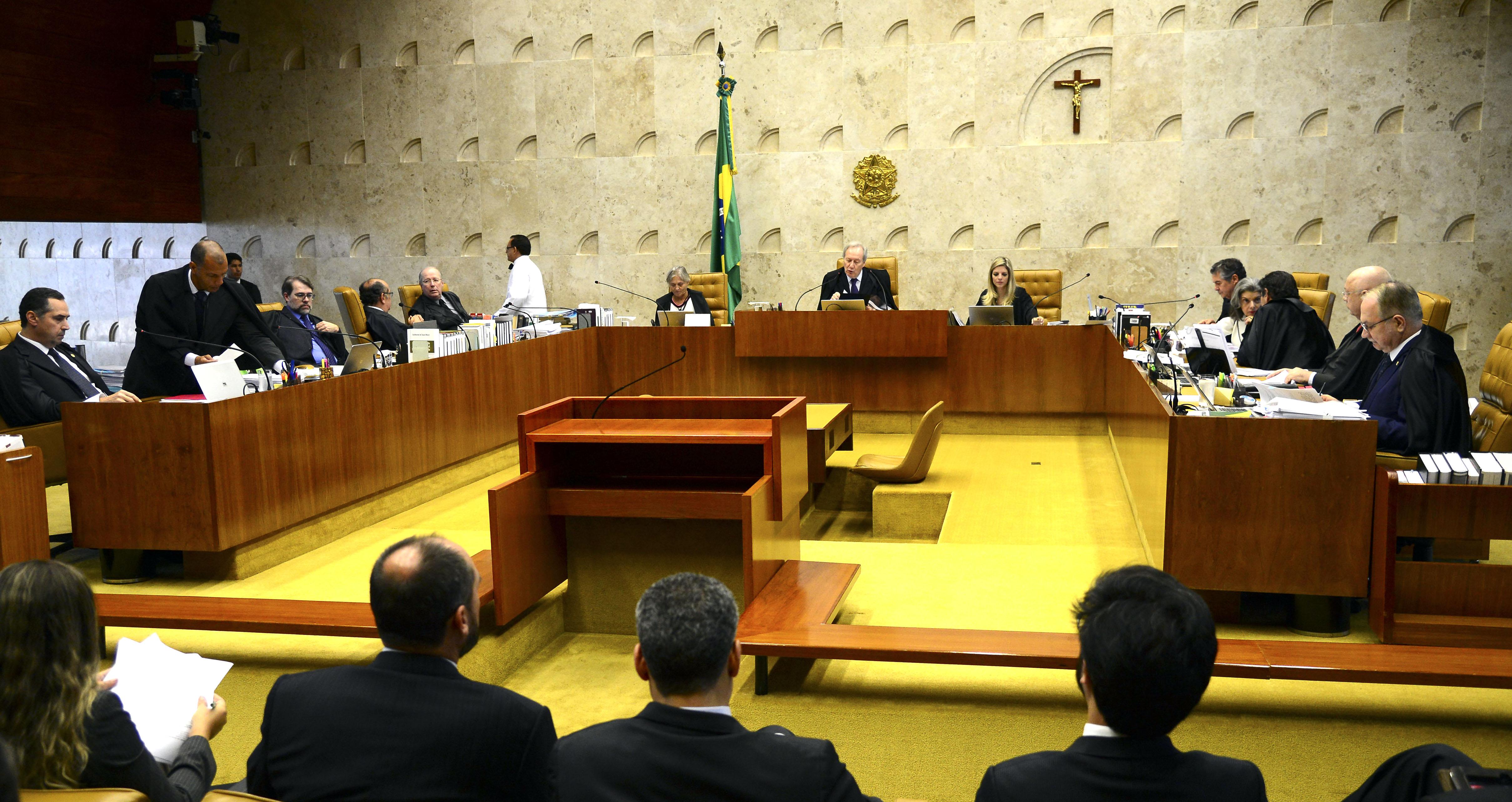 Resultado de imagem para STF AGENCIA BRASIL