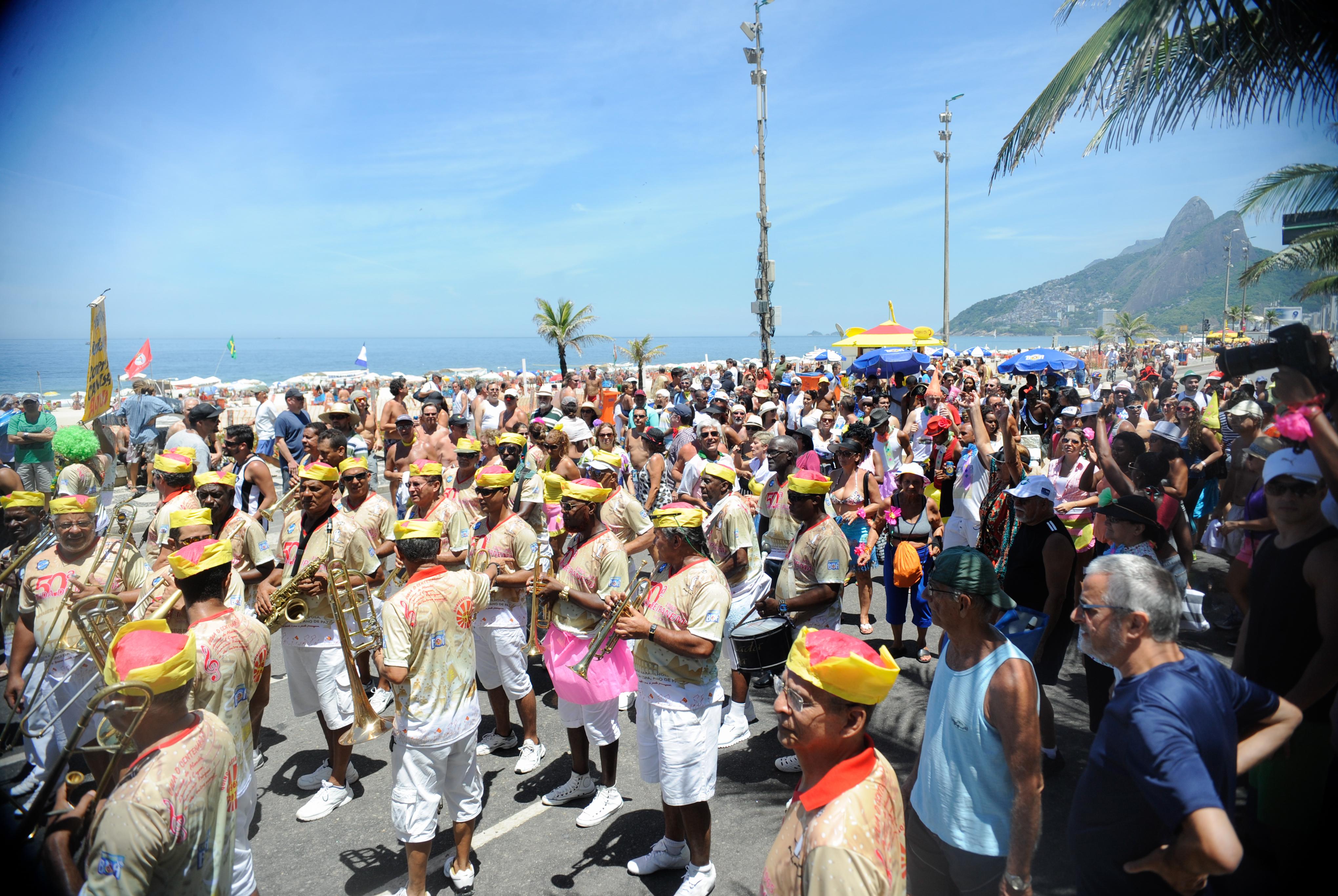 Image result for Banda de Ipanema bloco