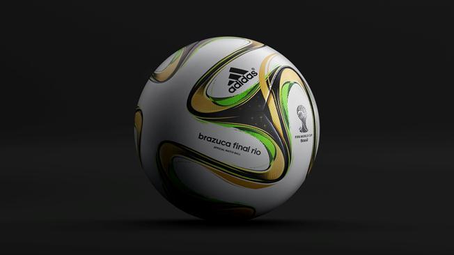 2413609cd4 Fifa divulga imagens da Brazuca Final Rio