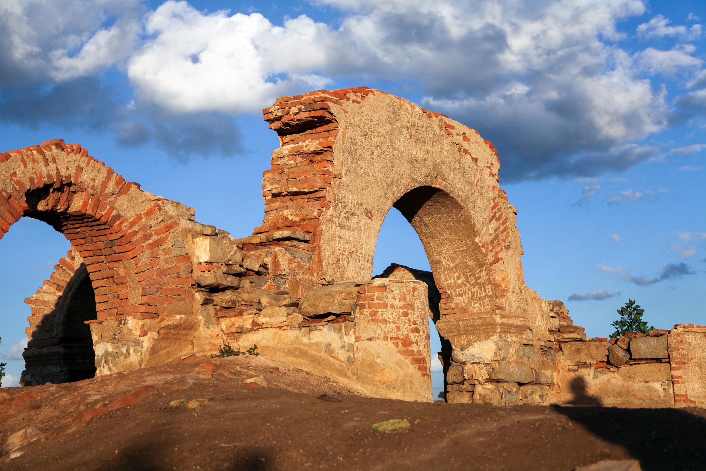 a7f46d63fb O fotógrafo Maurício Hora esteve várias vezes no antigo vilarejo de Canudos