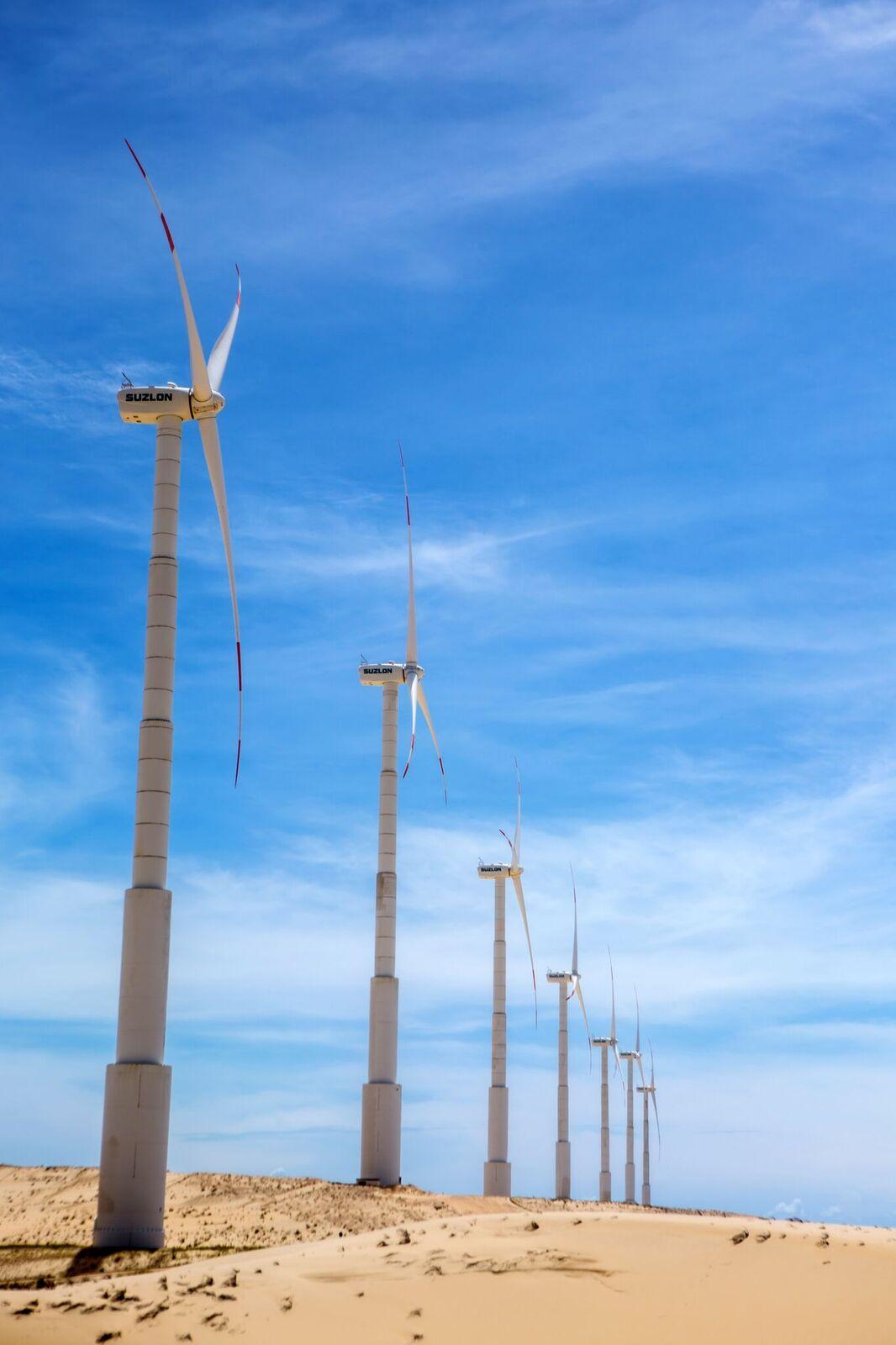 80cdbda230b Brasil é o oitavo país do mundo em produção de energia eólica ...