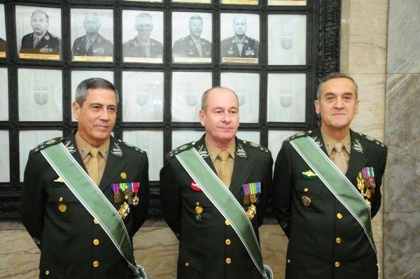 bfe1060cc9 Alto Comando do Exército está reunido para tratar da intervenção no ...