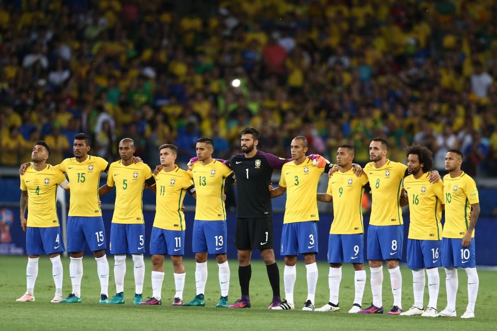 7d583d9a38234 Brasil reencontra Equador um ano depois da estreia vitoriosa de Tite ...