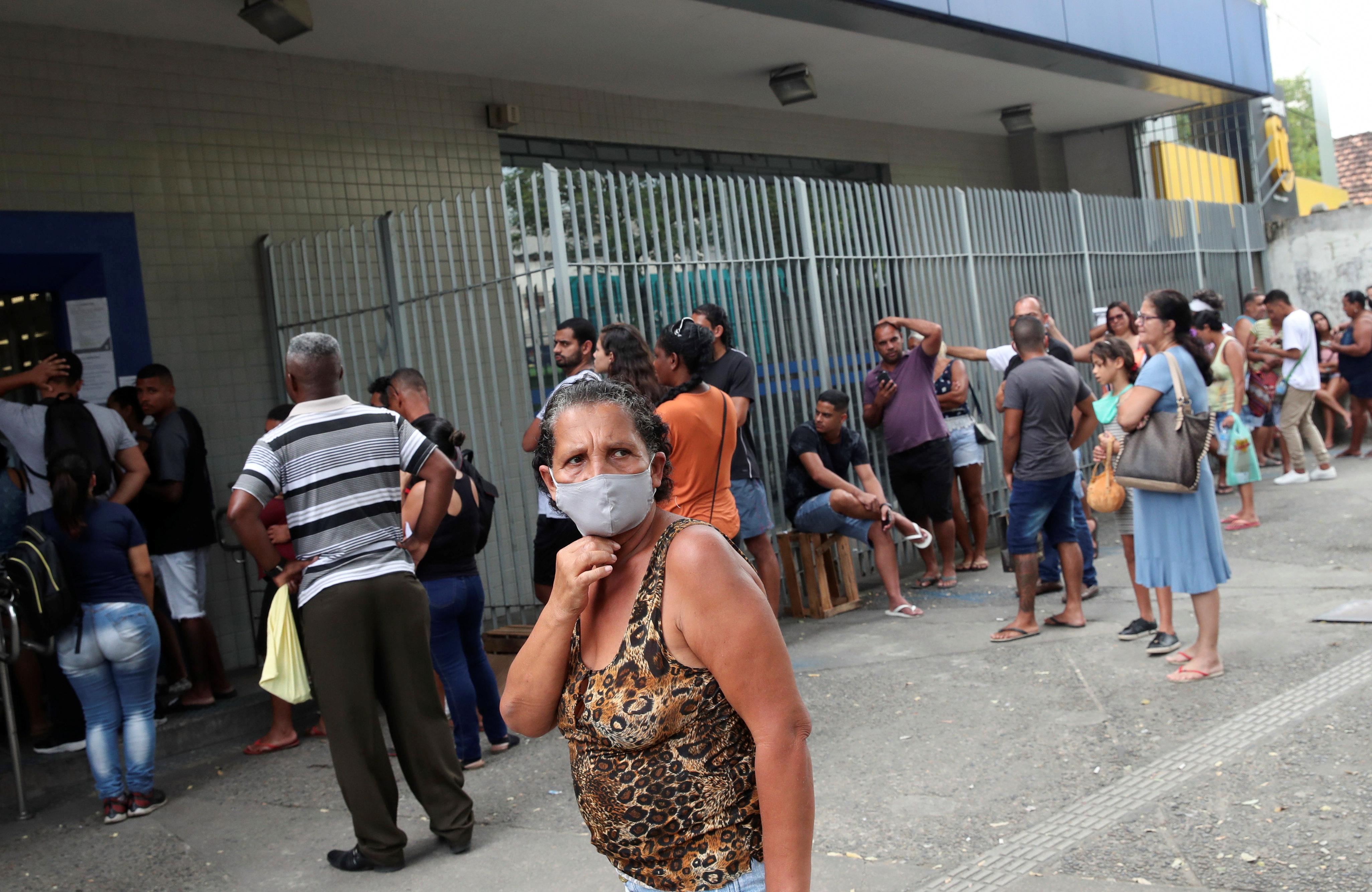 O Brasil está cada dia mais cabisbaixo